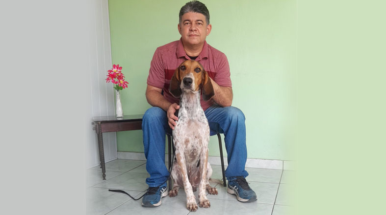 Rastreador Brasileiro: reconhecido pela FCI